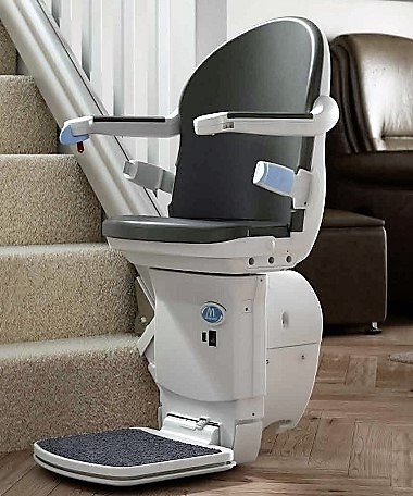 Peak Stairlifts, Handicare, Stairlifts. Stairs