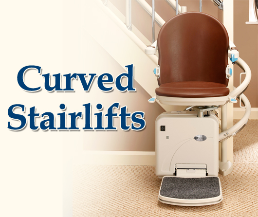 peak, staying, home, curved, stairlift, pa